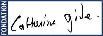 Logo de la Fondation Catherine Gide