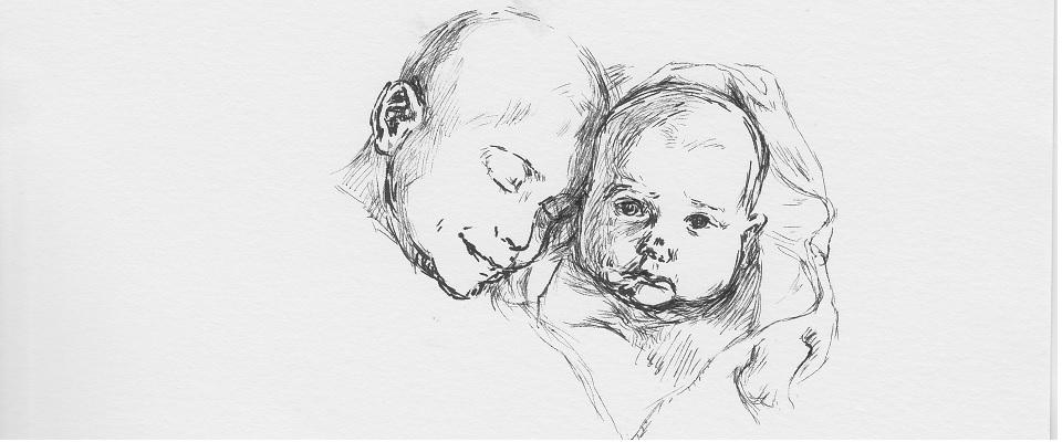 Illustration de Tan Chen dans le livre d'Antoinette Rychner