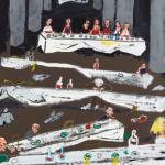 Fête de Noël à Rome de Friedrich Dürrenmatt