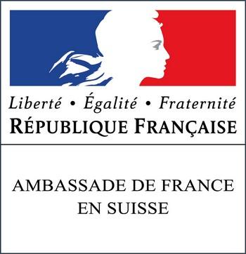 Logo de l'ambassade de France en Suisse