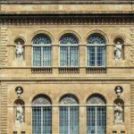Façade sud Collège latin