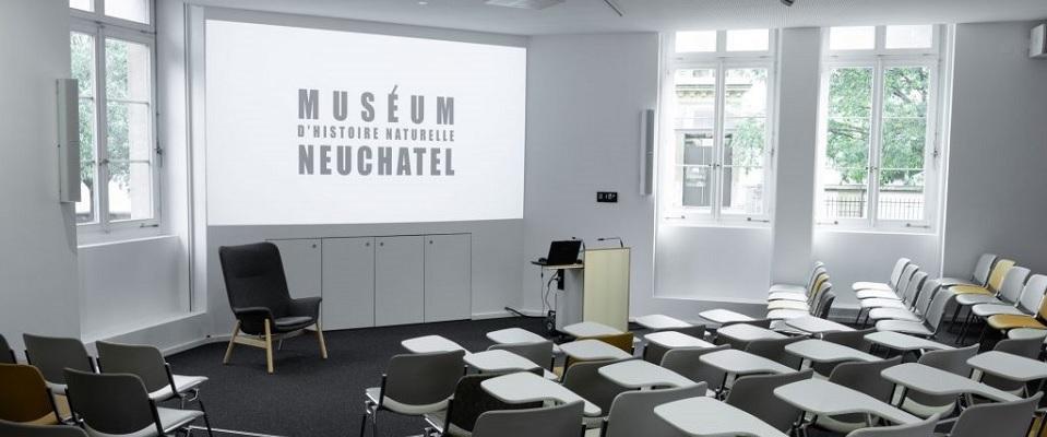 Auditoire Muséum d'Histoire Naturelle