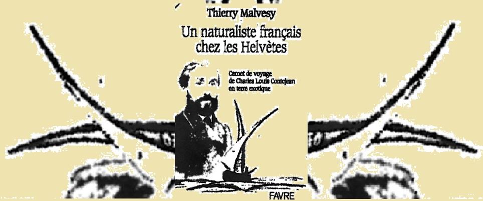 Carnet de voyage de Charles Louis Contejean