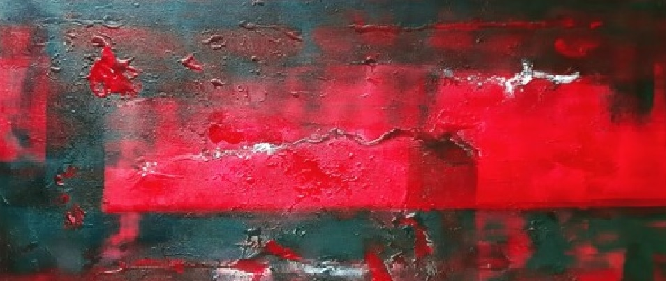 Peinture Myriam Leresche
