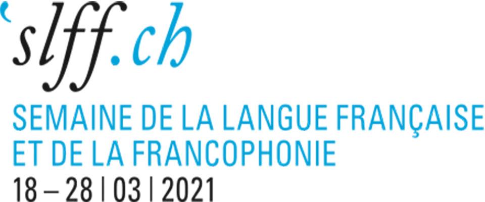 Logo de la slff 2021