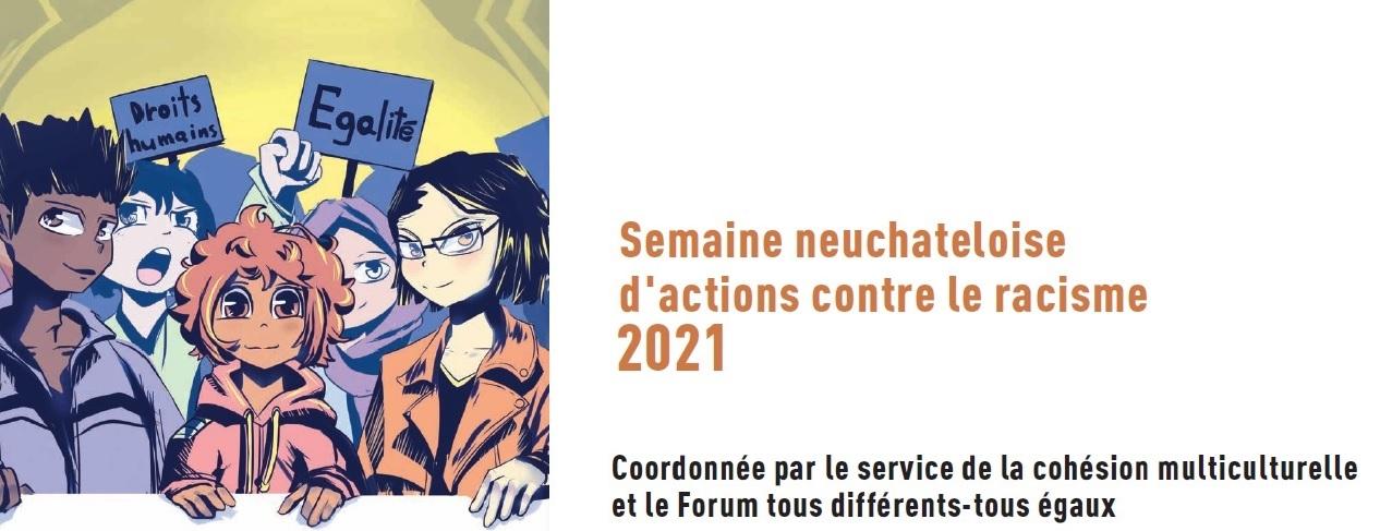 Affiche SACR 2021 de BLAB