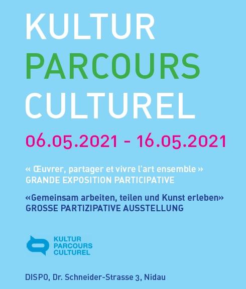 Affiche Parcours culturel 2021