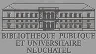 Logo Bibliothèque Publique et Universitaire de Neuchâtel