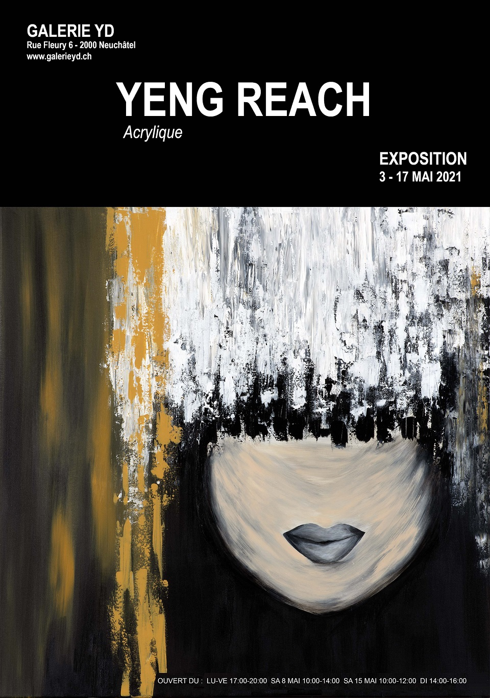 Exposition de Yeng Reach